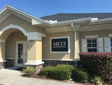 Photo of the Metz Orthodontics Building